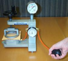 Suter Tester - Seam Pressure - Portable Water Penetration Tester
