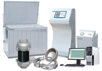 Plastics Pipe PVC Testing Equipment